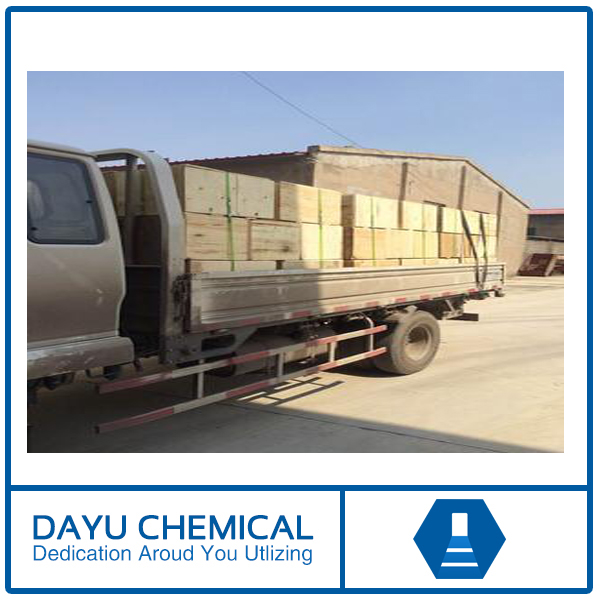 chemical material packing